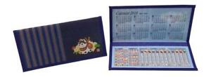 Japanese-Rice-Paper-Wallet-Checkbook-Cover-Year-of-the-Dog-3-5-039-039-x8-039-039