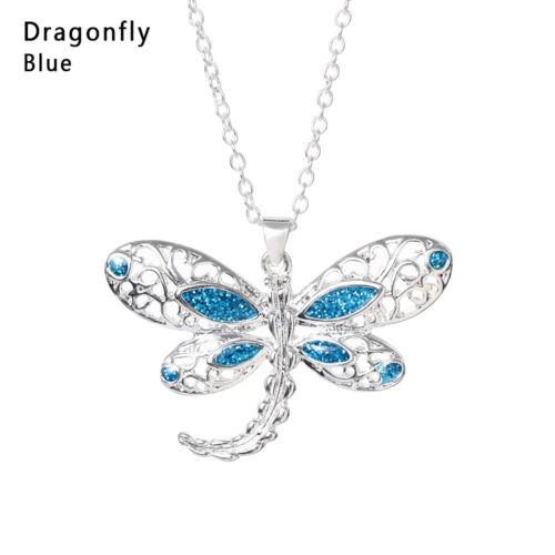 Women Elegant Gift Animal Jewelry Beach Gift Opal Necklace Ocean Animal Pendant