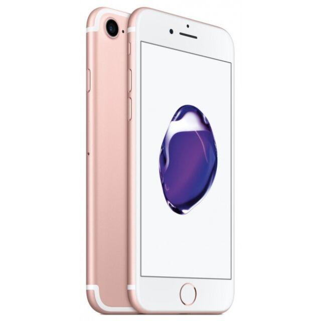Apple iPhone 7 32GB ROSE GOLD Oro Rosa Retina 4G LTE NUOVO 4G LTE Smartphone