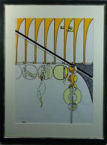 Jaroslaw-Serpan-EKN-18-Gouache-signiert-datiert-Juni-1973