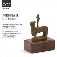Handel: Messiah / Wainwright: Christians Awake, New Music