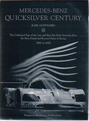 1901-1955 MERCEDES BENZ RACING CAR 1978 GUIDE GP 300SLR SS & SSK ...