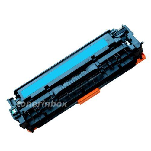 4pk CF380A CF381A CF382A CF383A Toner Cartridge for HP LaserJet M476dn M476dw
