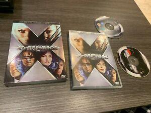X-Men-DVD-x-Men-2-DVD-Edizione-Collezzionista-2-Dischi