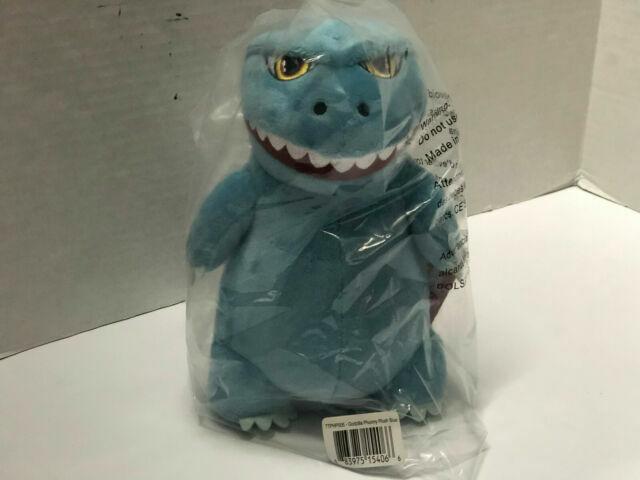Ty Puppies Stuffed Animals, Kidrobot Godzilla Phunny Plush Blue Jkiu Warner Brothers 1718b For Sale Online Ebay