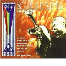 Dizzy Gillespie - Dizzy Atmosphere 3CD-BOX Neu
