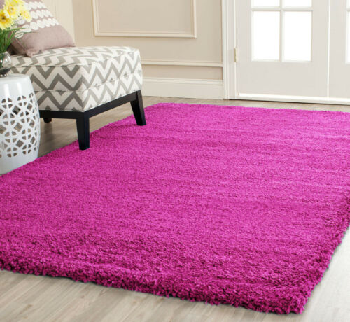 Extra Large Small Living Room Floor Rug 5cm Thick /& Soft Pile Bedroom Shaggy Rug