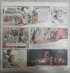 Prince-Valiant-Sunday-by-Hal-Foster-from-9-26-1971-2-3-Full-Page-Size