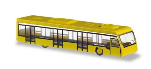 HERPA AIRPORT BUS SET 1/200 SET OF 2