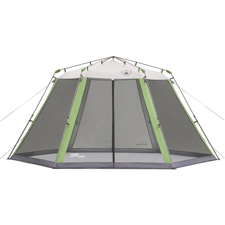 Coleman 15x13 instantánea Canopy Pantalla Casa Picnic  Tienda De Campaña Pop Up Refugio Nuevo  Garantía 100% de ajuste