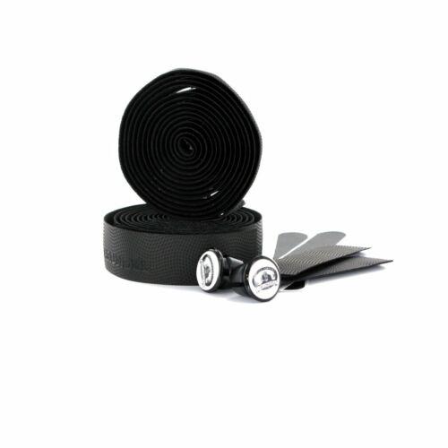 Black Arundel Gecko Grip Bar Tape