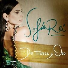 De Tierra y Oro [Digipak] by Sofia Rei (CD, Dec-2012, Lilihouse Music)