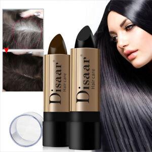 Disaar-Beauty-Hair-Care-Balsamo-ocultar-Blanco-Grizzle-el-pelo-de-color-Lapiz-de-labios-10g