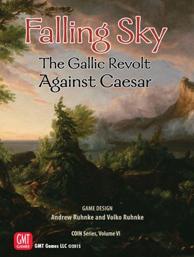 Falling Sky les Gaulois se révoltent  contre César, nouveau  autorisation officielle