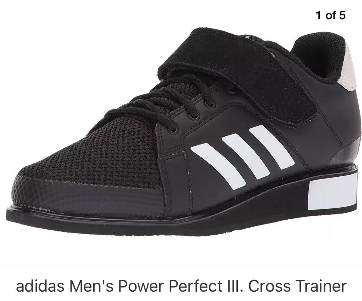 Adidas NEW Leistung Leistung Leistung Stabilizing Weightlifting shoes CQ1770 nk Size 16 fe9f5a
