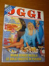 OGGI 1996/15=MARA VENIER=ARZANA=MONTEMAGNO=CIRCO TOGNI=MONTEGRANARO=GUALTIERI=