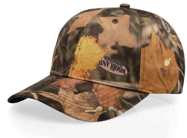 Kings Camo Flexfit Woodland Shadow Pro Hunting Richardson Hat Cap sz S M L XL