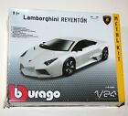 Burago - LAMBORGHINI REVENTON (White) METAL KIT Model Scale 1:24