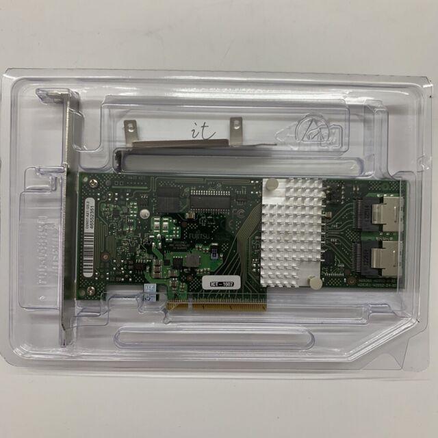 Fujitsu 9211-8i D2607-A11 LSISAS2008 SAS//SATA RAID controller 2PCS 8087 SATA