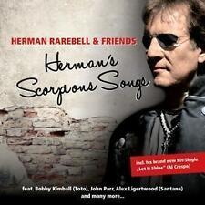 CD Herman Rarebell & Friends Herman's Scorpions Songs (K48)