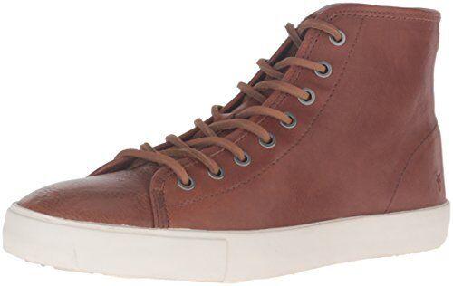 FRYE Mens Brett High Fashion scarpe da ginnastica  D US- Pick SZ Coloree.