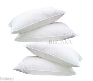 FOUR-PACK-DELUXE-SUPER-BOUNCE-BACK-PILLOWS-4-BEDDING-SET-2-PAIRS
