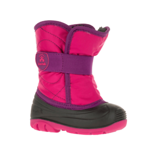 Kamik Kids Toddler Snowbug3 Insulated Snow Boots Size 9  Save 40%!!