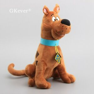Cartoon-Scooby-Doo-Dog-Plush-Toy-Soft-Stuffed-Animal-Doll-14-034-Teddy-Kids-Gift