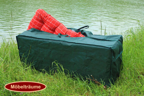 Tasche für Auflagen Polster Kissen Schutzhülle Gartenauflagentasche 3 Größen