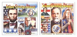 NEW-Your-Story-Hour-6-7-CD-Album-Volume-Set-Heritage-of-Our-Country