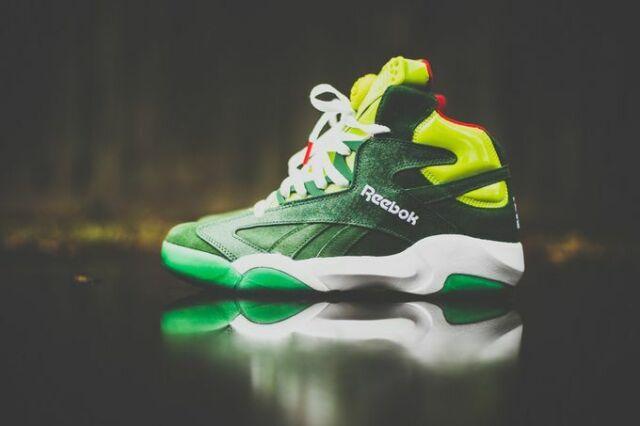 Reebok Pump Shaq Attaq Basketball Shoes