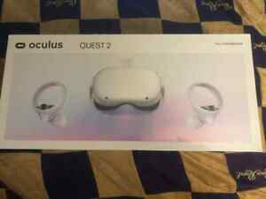 Oculus Quest 2 Advanced All-In-One Virtual Reality Headset - 256GB NEW/SEALED
