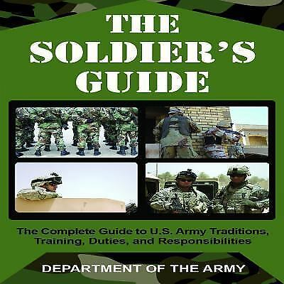 responsibilities of a soldier