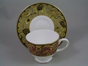 WEDGWOOD-PERSIA-CUP-AND-SAUCER-MADE-IN-ENGLAND