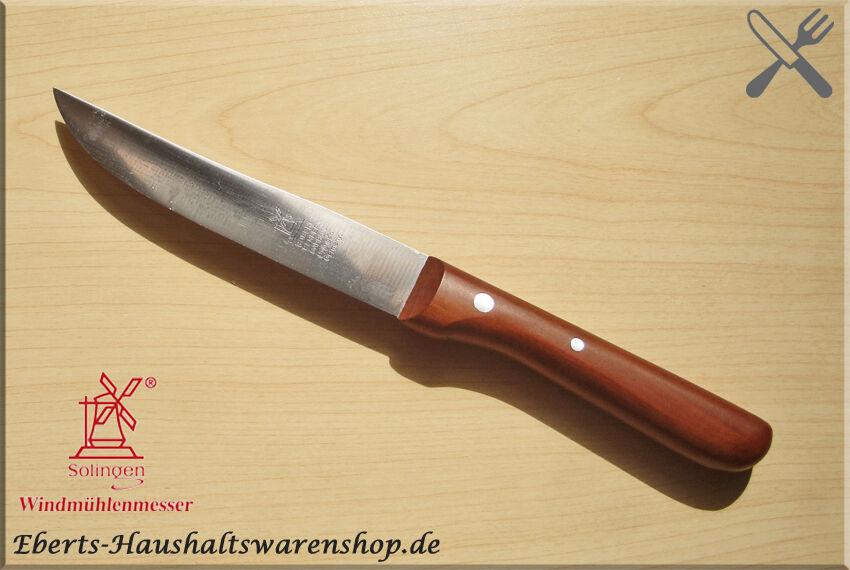 2 x Robert Herder Windmühlenmesser Universalmesser Vespermesser Vespermesser Vespermesser 24cm  Rostfrei  bde908
