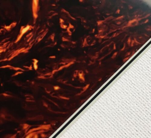 5 x Blank Pickguard Sheet scratchplate material 44 x 29cm various colours