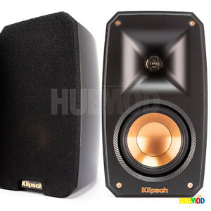 GENUINE-KLIPSCH-REFERENCE-THEATER-PACK-PAIR-SPEAKERS