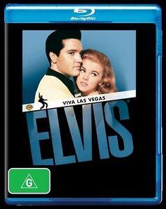 Brand-New-amp-Sealed-Viva-Las-Vegas-Blu-ray-Elvis-Movie-Region-B-AUS