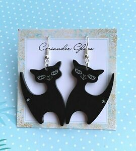 Black-Cats-Acrylic-Earrings-Cat-Lover-Gift-Ideas-Stocking-Stuffers