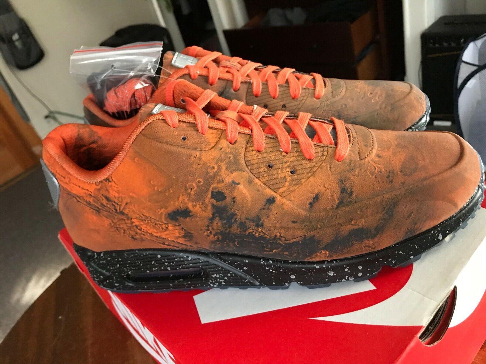 d62ccfc5fb7 Nike AIR MAX 90 QS Size 11 LANDING MARS nxdbnd631-Athletic Shoes