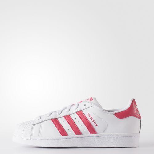 Adidas Adidas Adidas Originals Superstar BB5452 Donna  rosa bianca Authentic Rare 978298