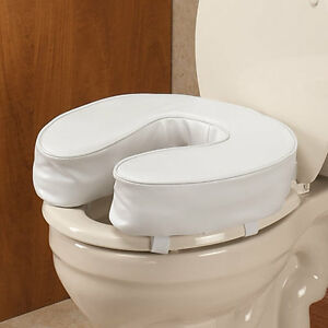New Toilet Seat Riser Elevated 2 Quot Or 4 Quot Adapter Handicap