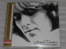 GEORGE HARRISON LET IT ROLL JAPAN CD THE BEATLES KR01