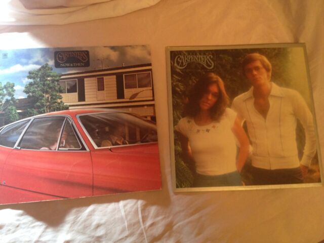 THE CARPENTERS     Now and then  /  Horizon