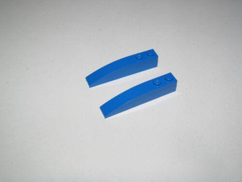 Lego ® Lot x2 Briques Penchée 1x6 Curved slope Brick Choose Color ref 42022
