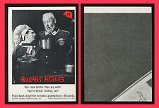 1965 Hogan's Heroes #18 You Cook Better Than My Wife! EXCL **AA-6557**