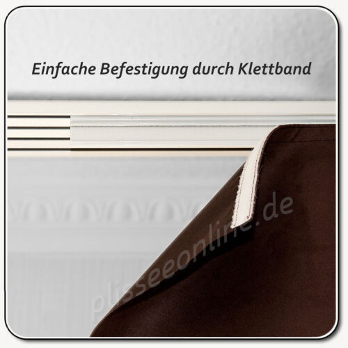 04 NEU Waschbare Flächenvorhänge Schiebegardine Gardine Vorhang 60x245cm Farbe
