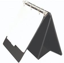 Flip Chart Easel Binder 2 Three Ring Quantity 3 Letter Landscape Horizontal