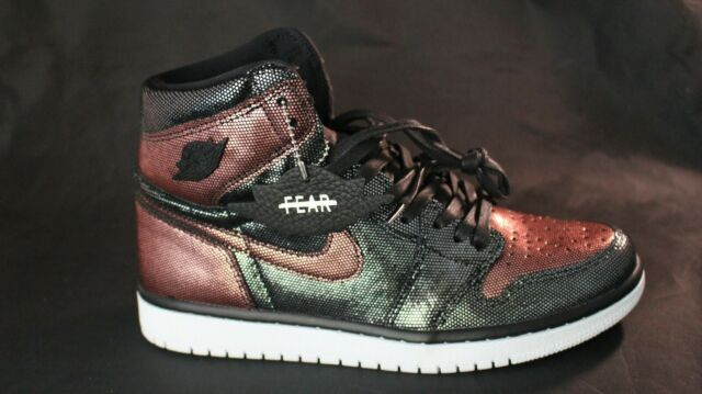 Air Jordan 1 Retro High Og Fearless Metallic Rose Gold Cu6690 006