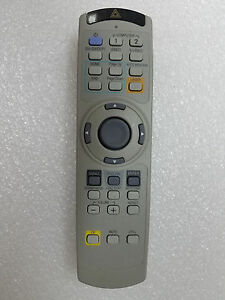 Mitsubishi 290P136-30 DLP Projector Remote Control WD2000 | eBay